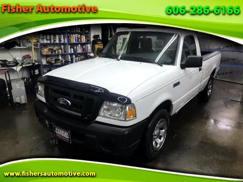 "Ford Ranger 2WD Reg Cab 112"" XLT 2011"
