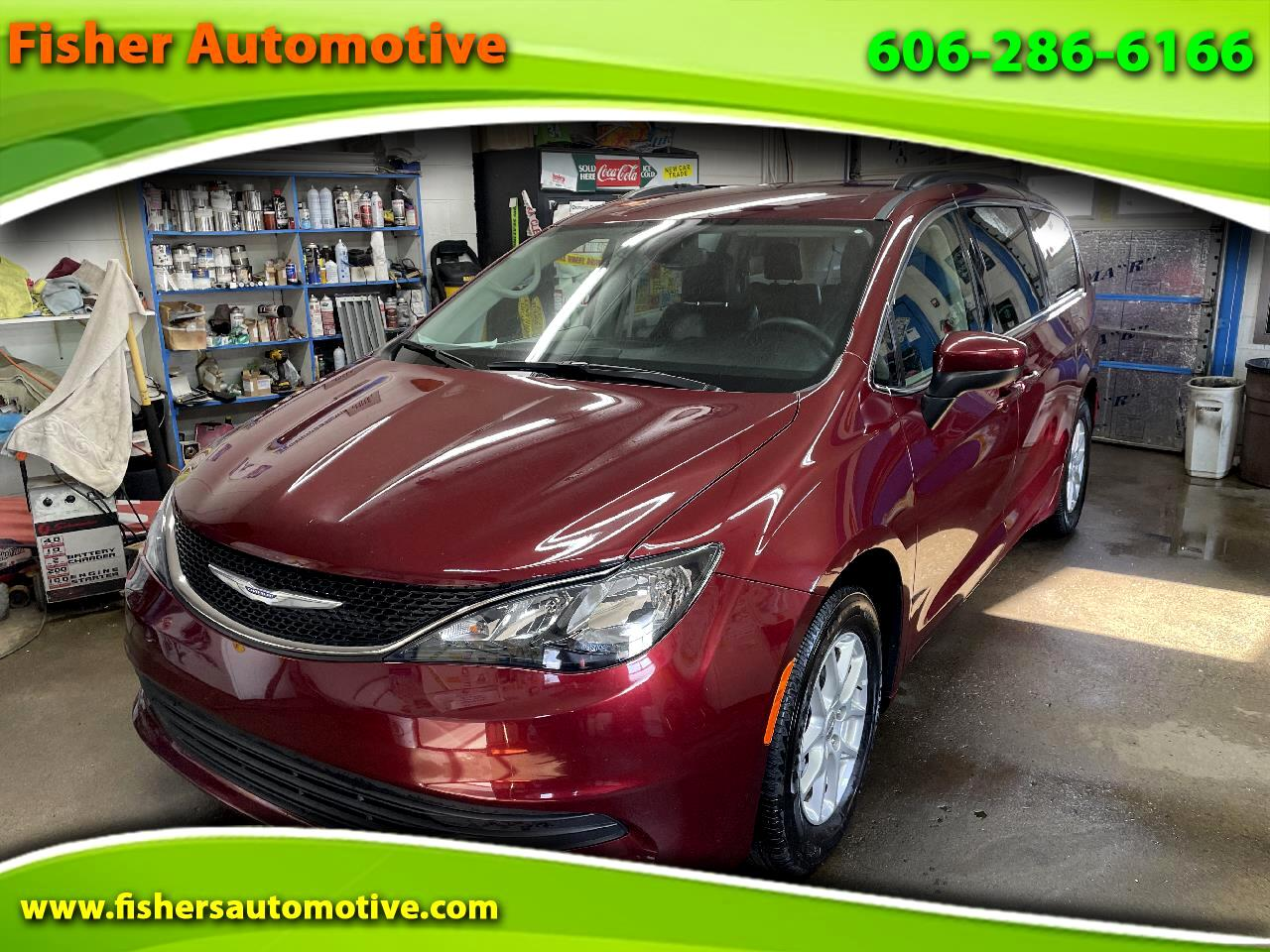 Chrysler Voyager LXI FWD 2020