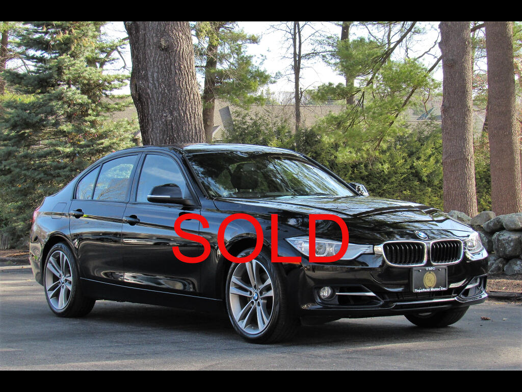 2014 BMW 3-Series 328i xDrive Sportline Sedan