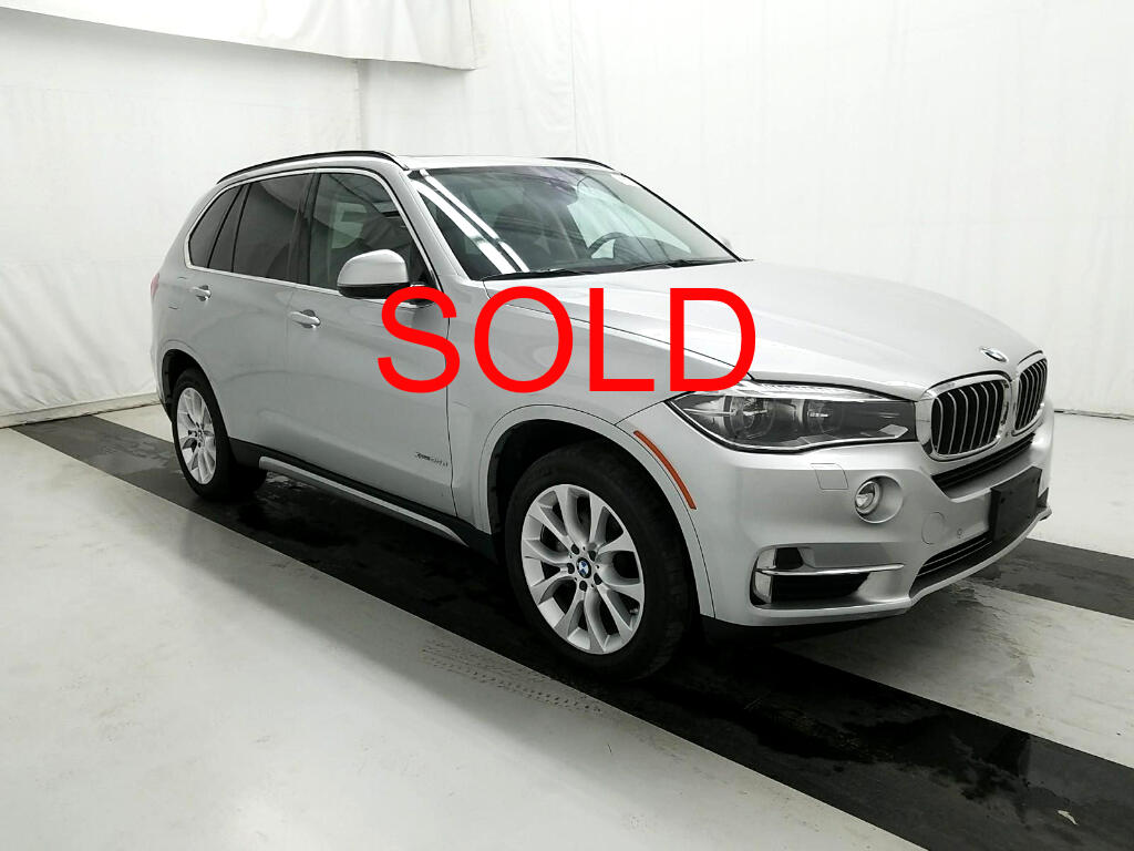 2015 BMW X5 xDrive35id Luxury