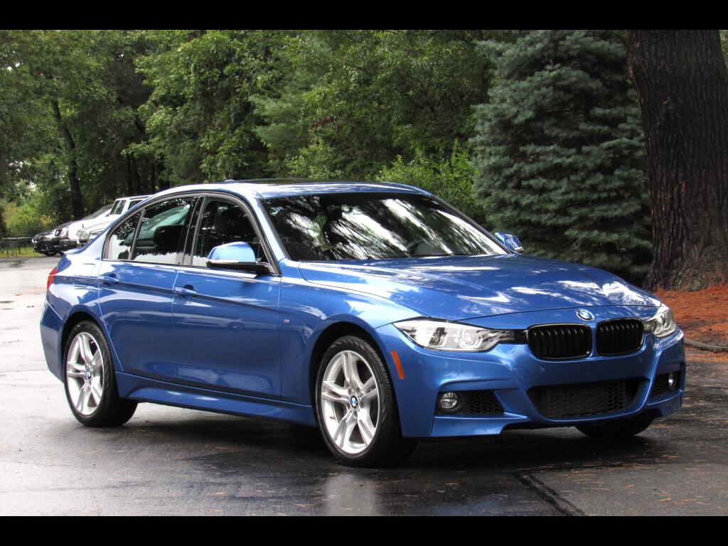2016 BMW 3-Series 340I xDrive M-Sport Sedan