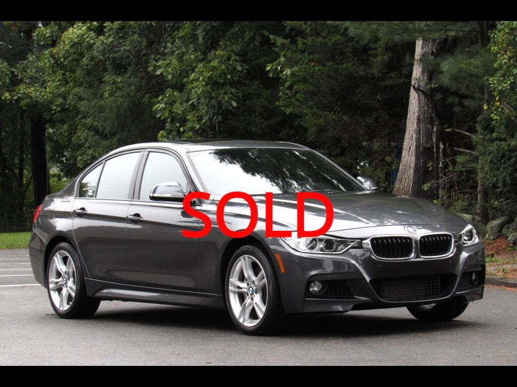 2015 BMW 3-Series 335i xDrive M-Sport Sedan