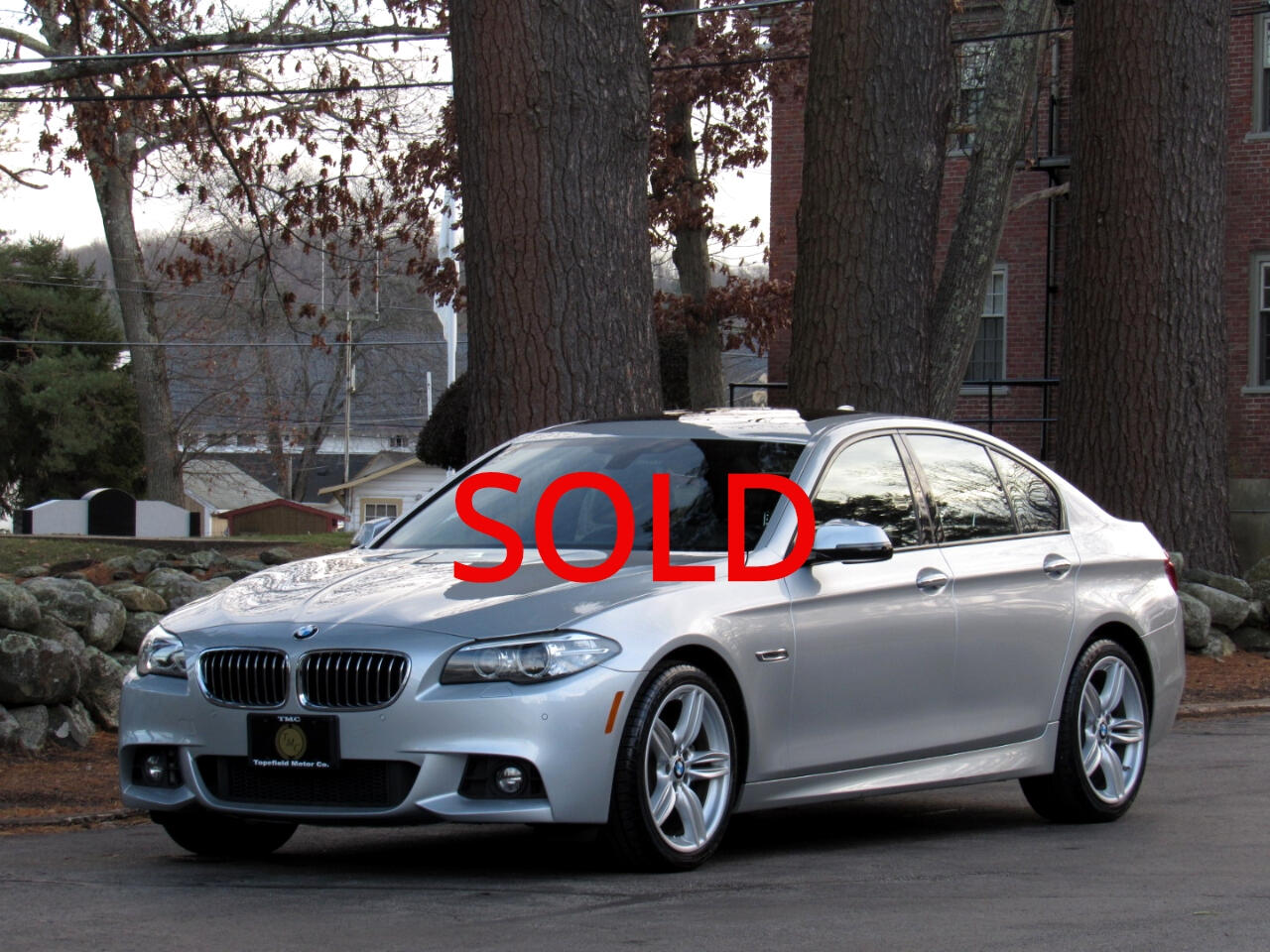 2015 BMW 5-Series 535i xDrive M-Sport