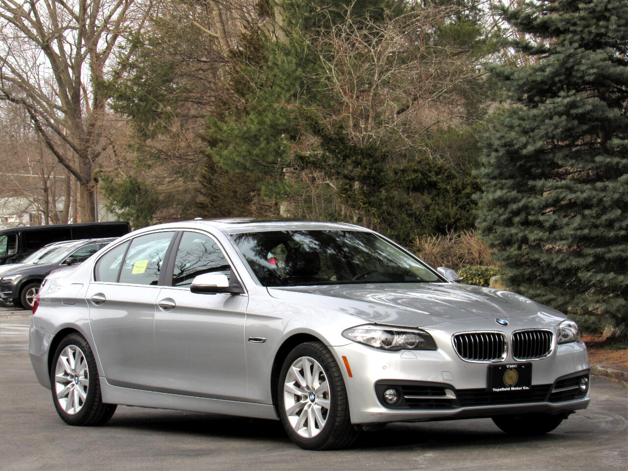 2016 BMW 5-Series 535i xDrive