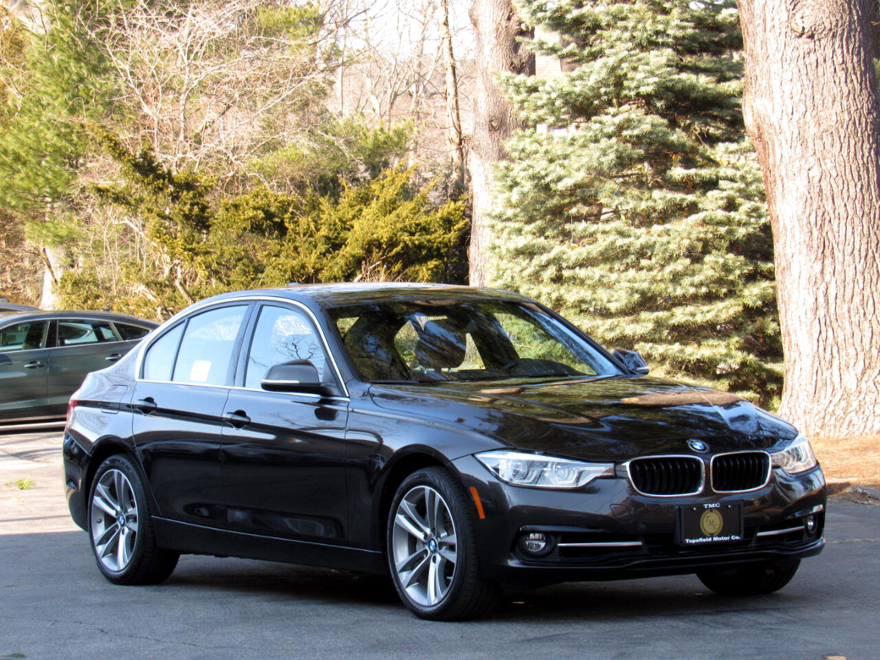 2016 BMW 3-Series 340i xDrive Sport Sedan