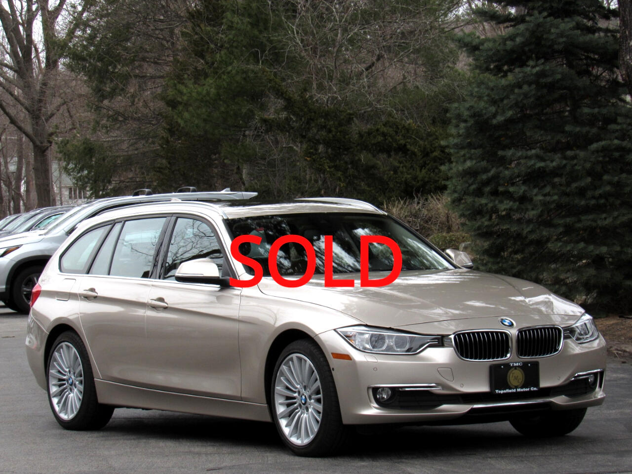 2015 BMW 3-Series Sport Wagon 328d xDrive Luxury Wagon