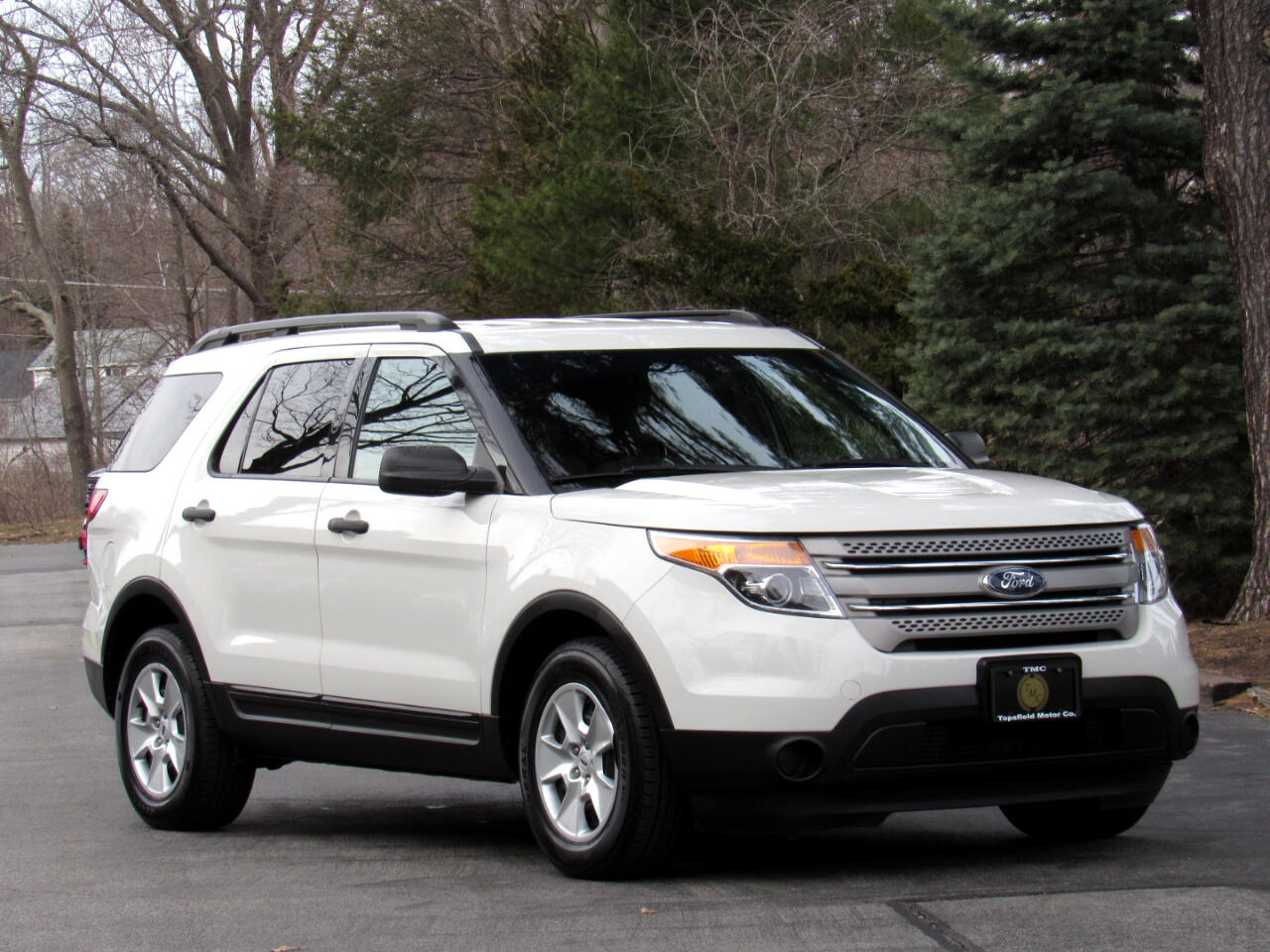 2012 Ford Explorer Base FWD