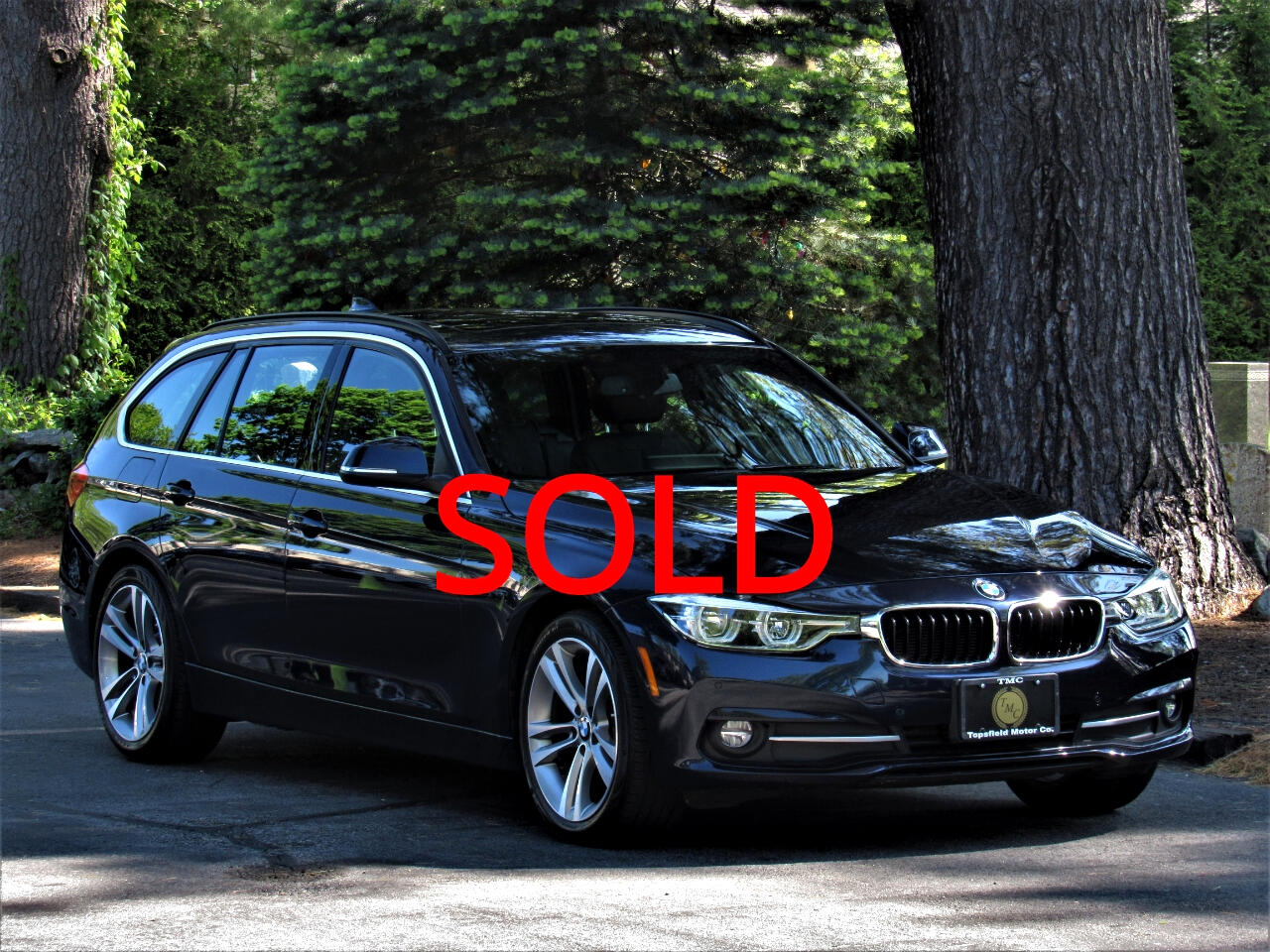 2016 BMW 3-Series 328d xDrive Sedan