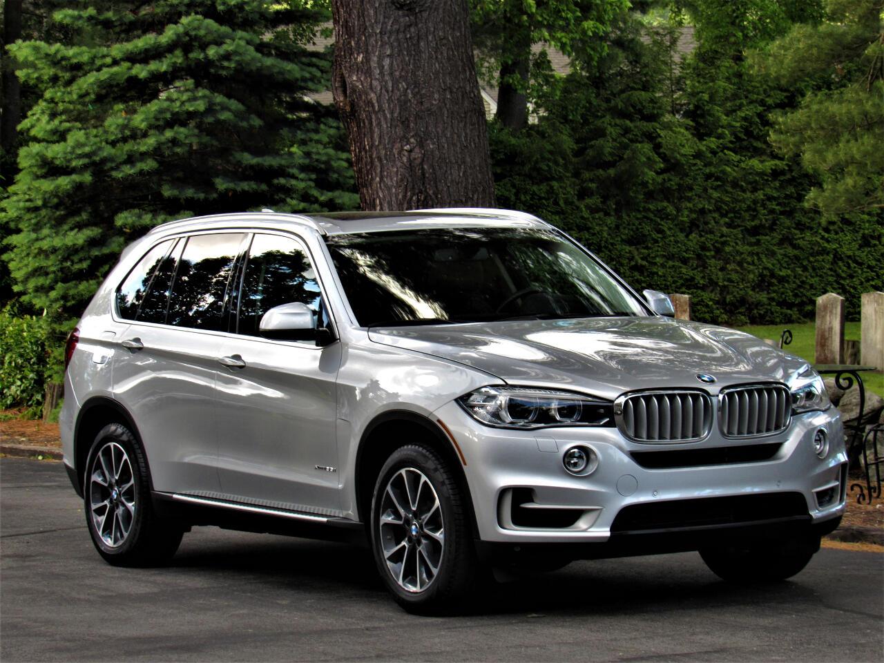 2015 BMW X5 xDrive35i X-Line