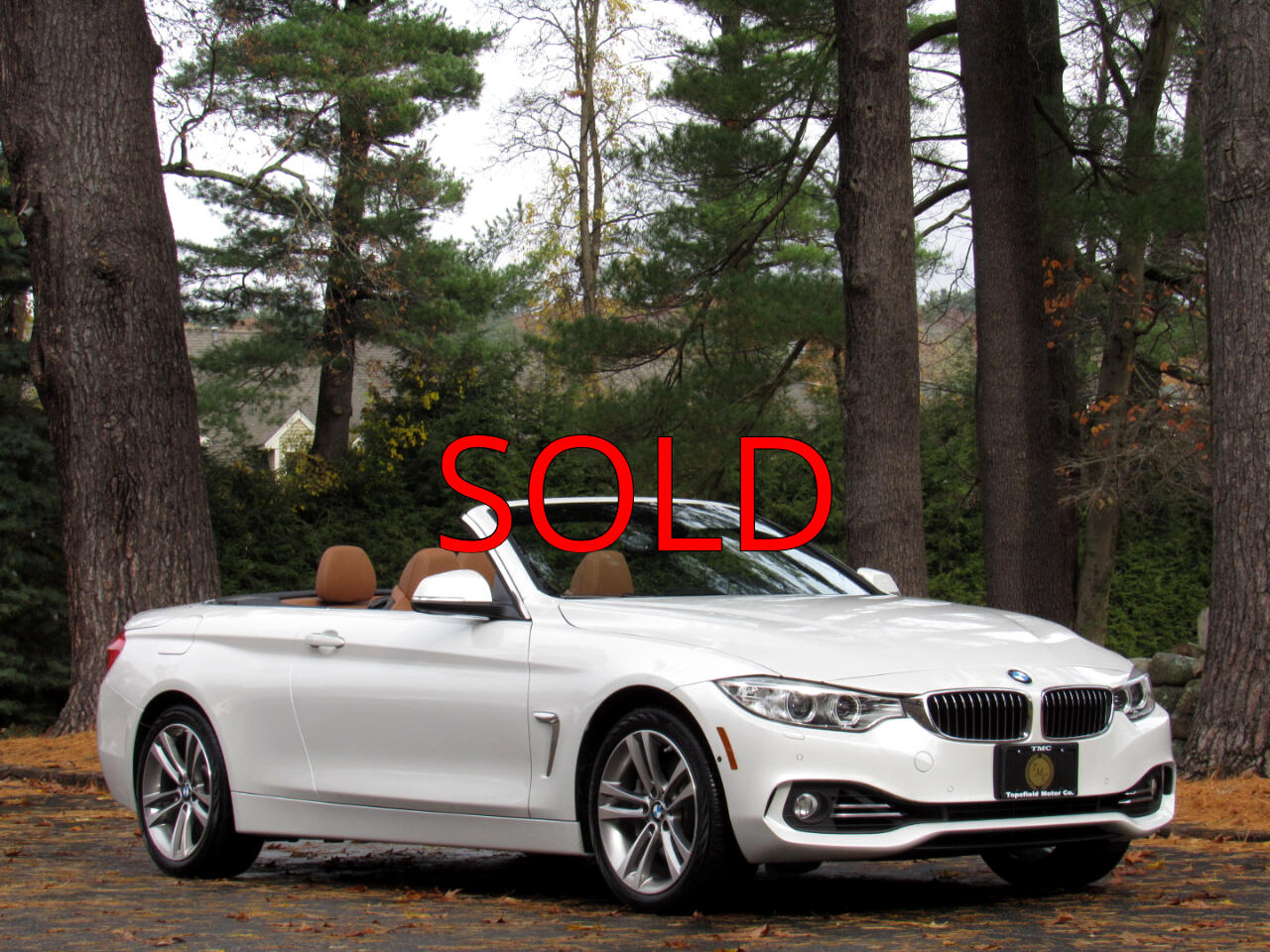 2017 BMW 4-Series 440i xDrive Luxury Convertible