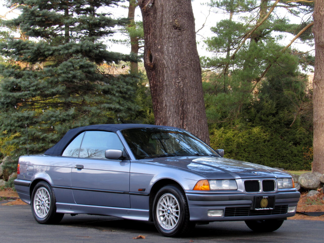 1996 BMW 3-Series 328iC