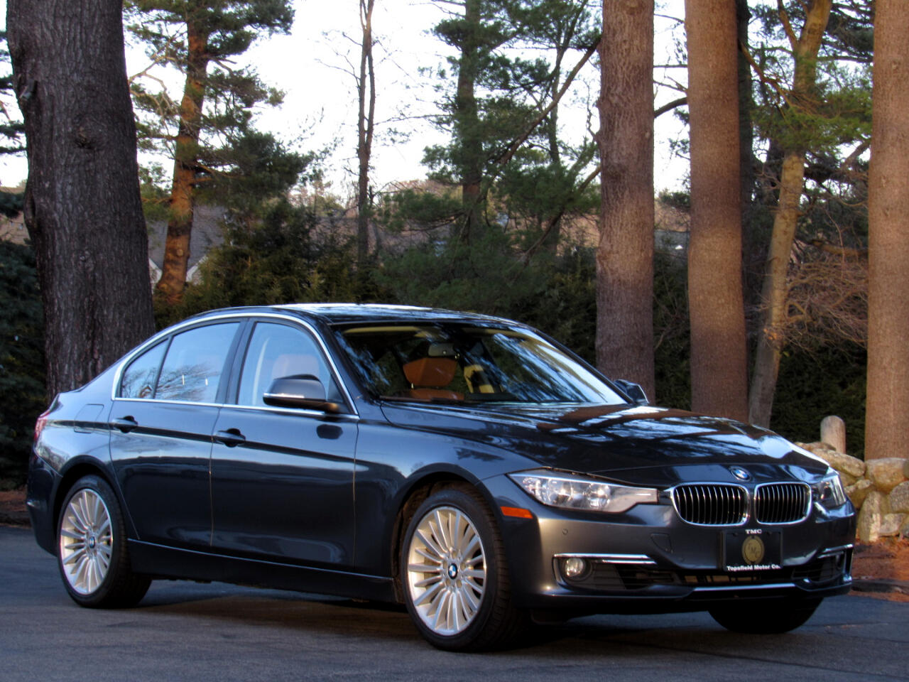 2013 BMW 3-Series 328i xDrive Luxury Sedan