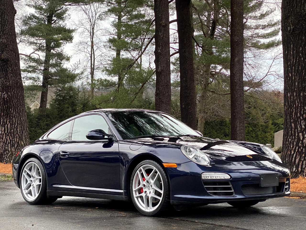 2009 Porsche 911 Carrera S Coupe