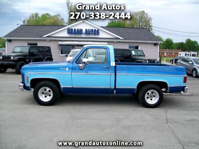 1976 Chevrolet Trucks C10