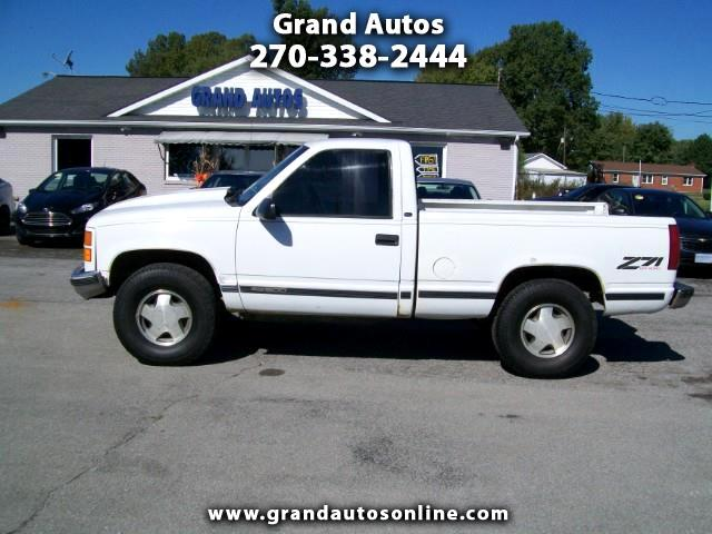 1998 GMC Sierra C/K 1500 Reg. Cab 6.5-ft. Bed 4WD