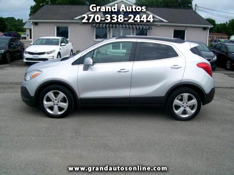 2016 Buick Encore Preffered