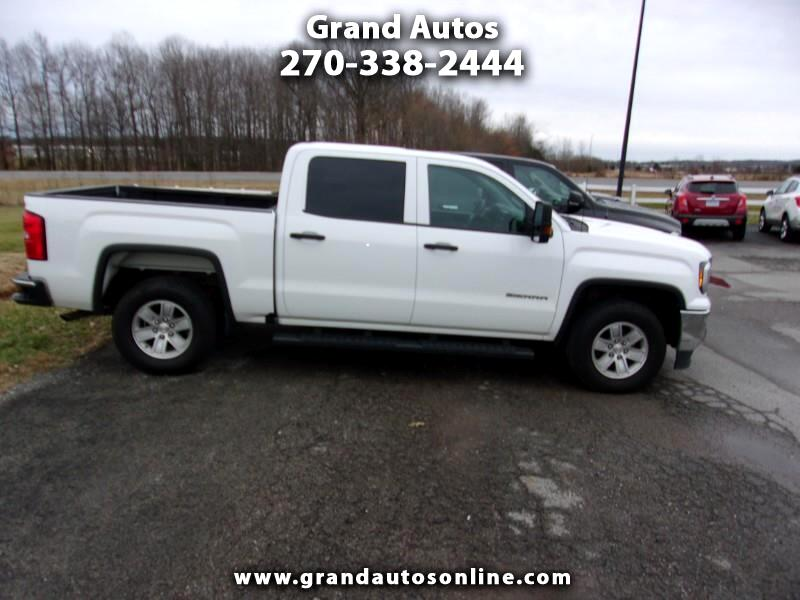 "GMC Sierra 1500 4WD Crew Cab 147"" AT4 2018"