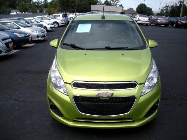 2013 Chevrolet Spark 1LT Auto