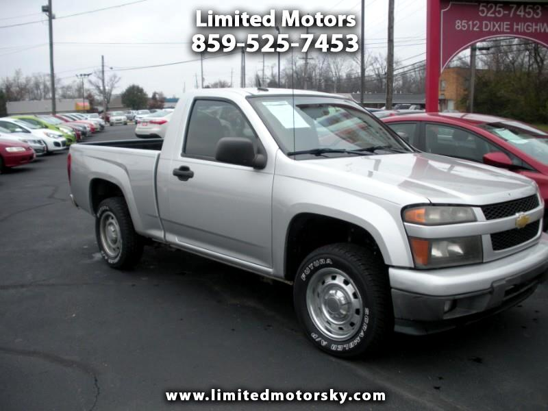 2010 Chevrolet Colorado Work Truck 2WD