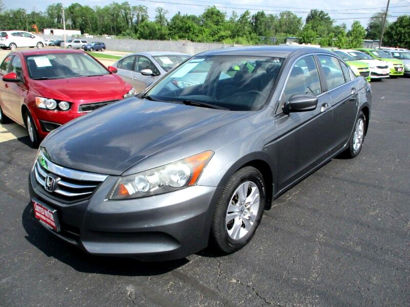 2011 Honda Accord LX-P Sedan AT