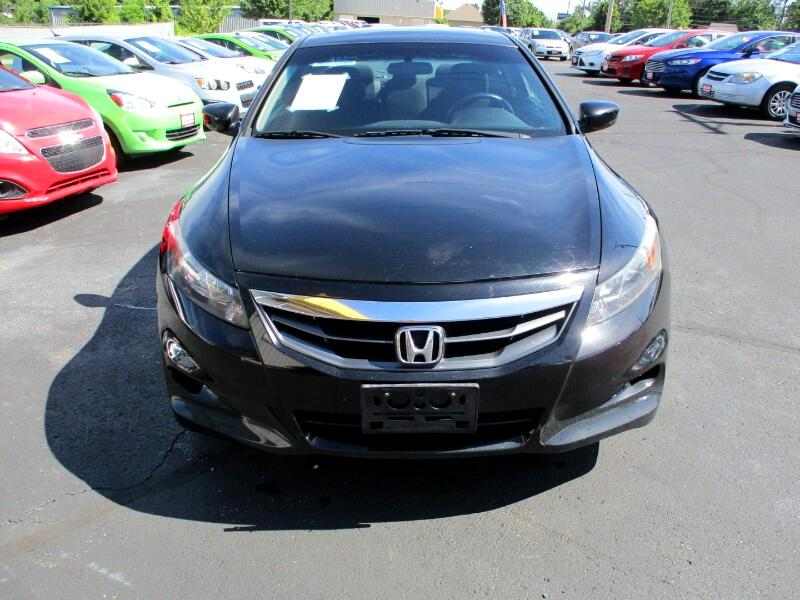 2012 Honda Accord EX coupe AT