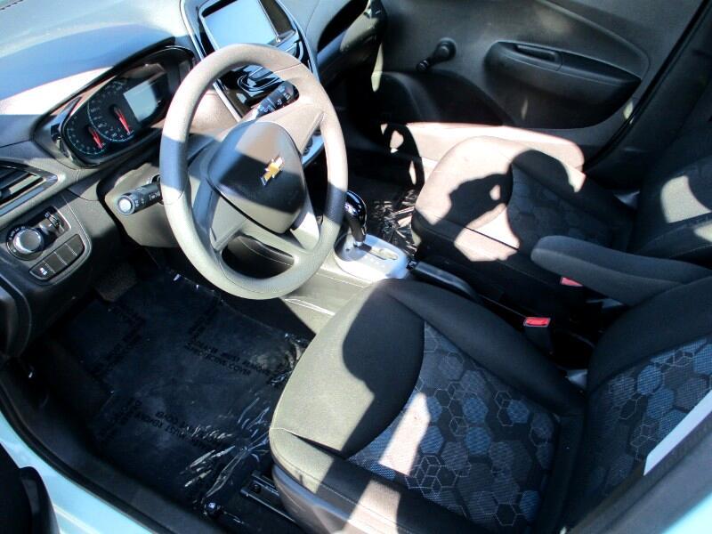 2017 Chevrolet Spark LS CVT