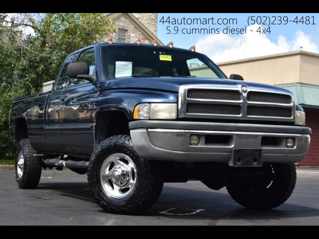 """2001 Dodge Ram 2500 4WD Quad Cab 160.5"""" Laramie"""