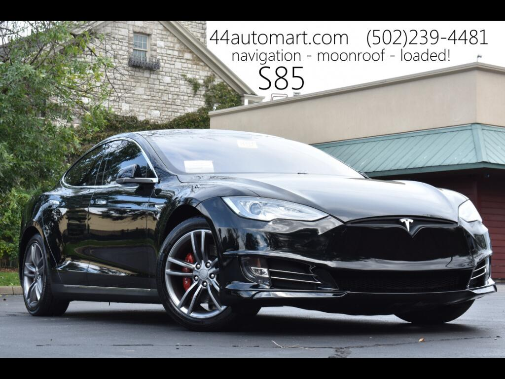 2013 Tesla Model S Signature