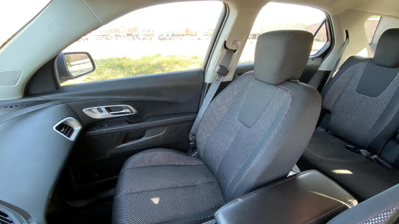 Chevrolet Equinox LS AWD 2016