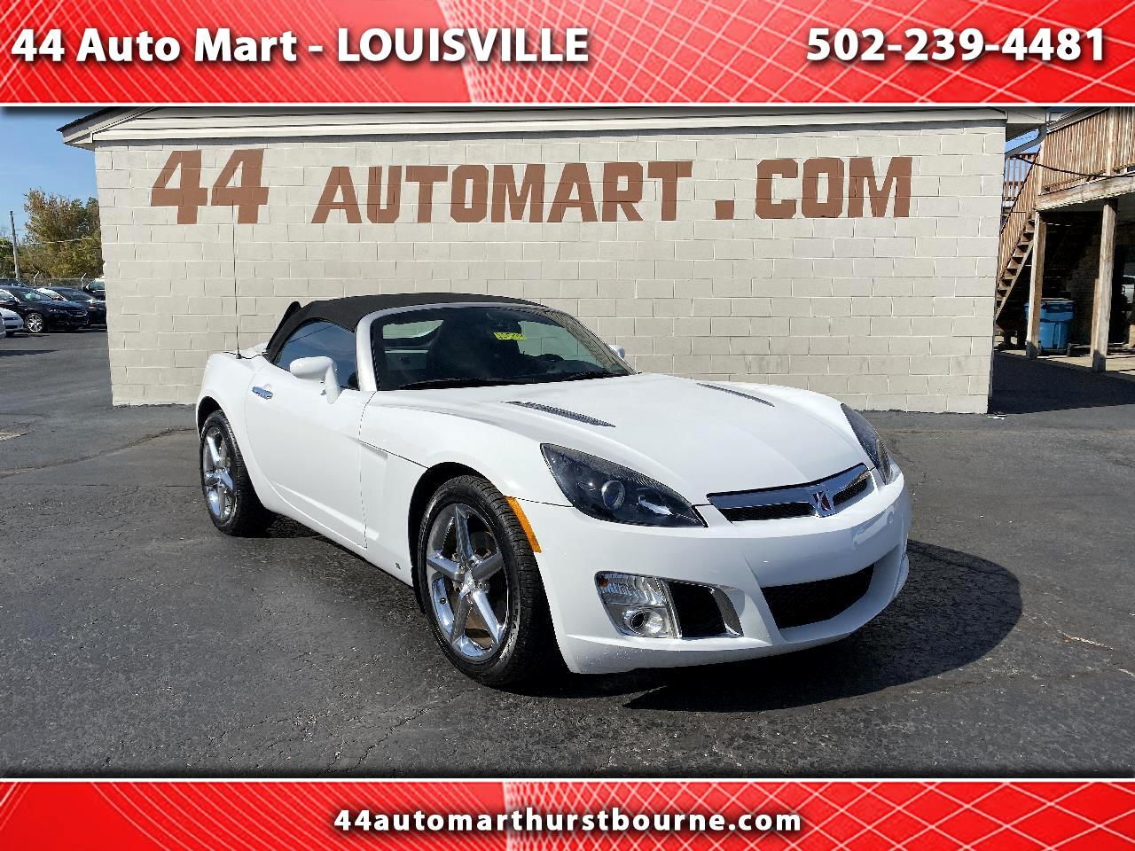 Saturn Sky Red Line Ruby Red Special Edition 2009