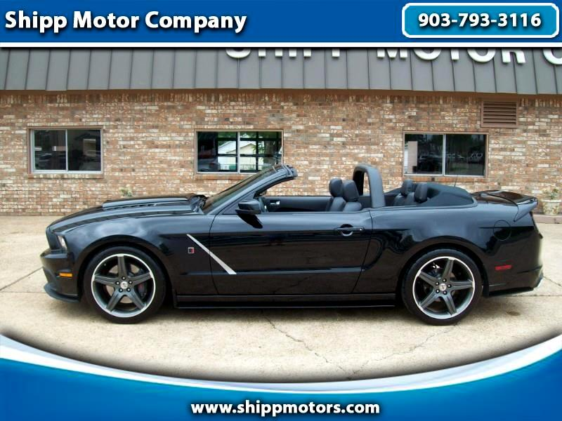 Ford Mustang Roush Convertible 2014