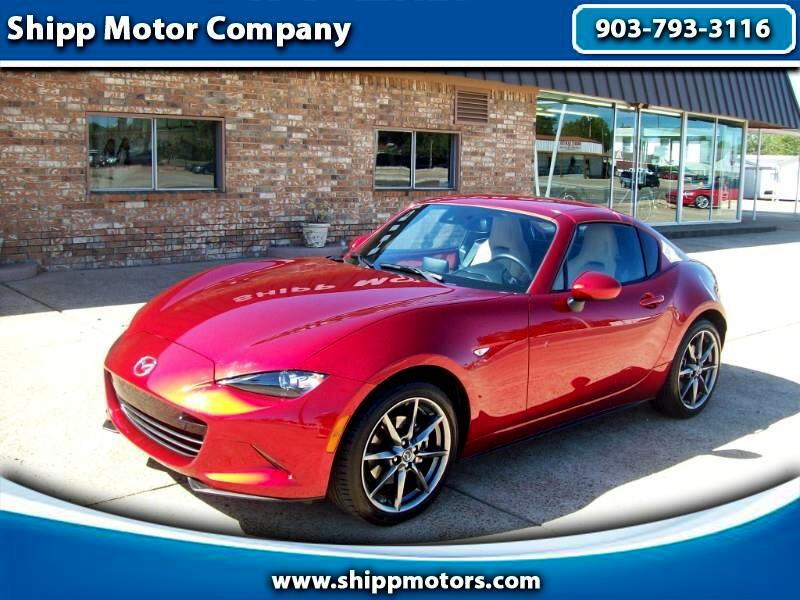 Mazda MX-5 Miata RF Grand Touring 6MT 2019