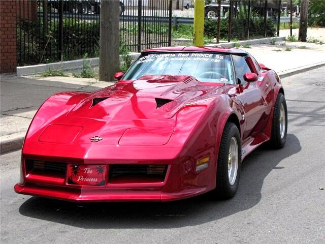 1976 Chevrolet Corvette Coupe