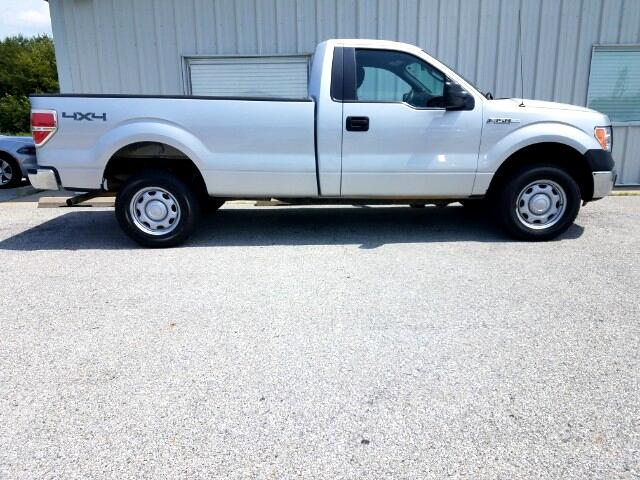 2012 Ford F-150 XL 8-ft. Bed 4WD