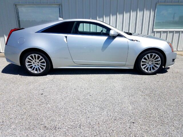 2013 Cadillac CTS Base Coupe AWD