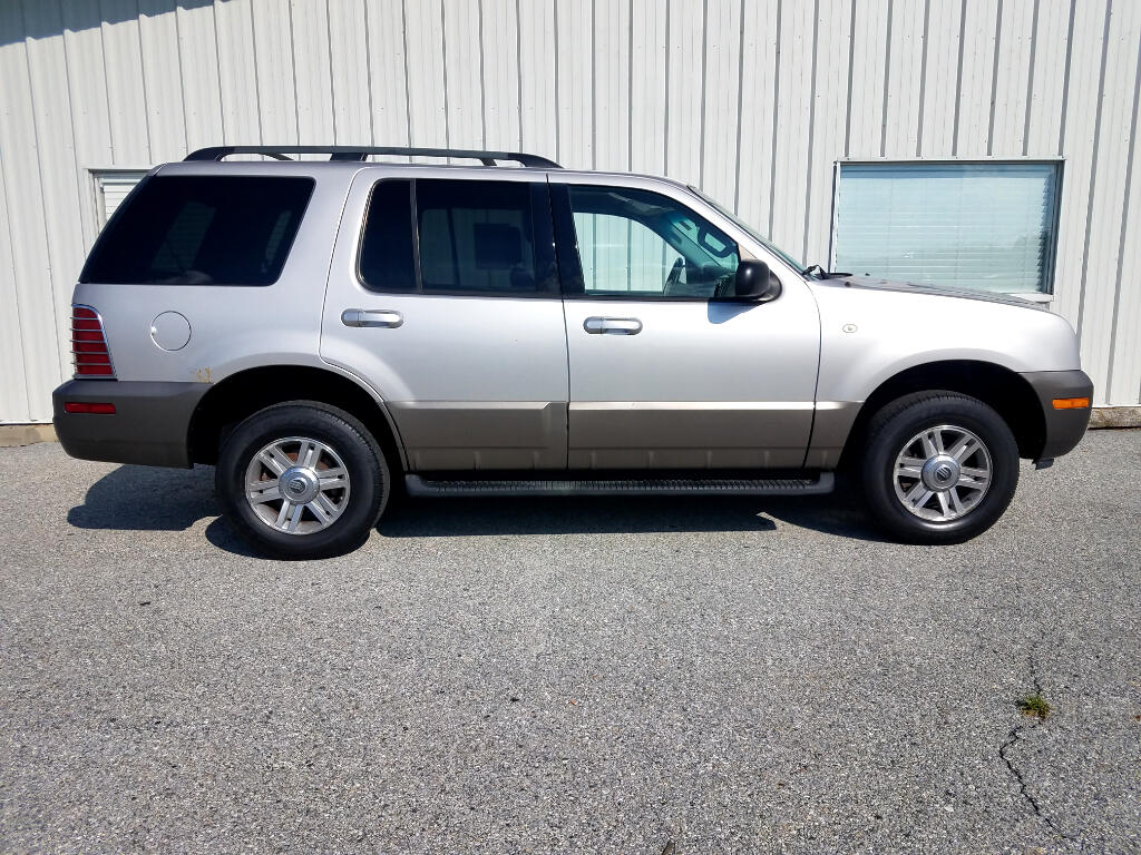 2004 Mercury Mountaineer Premier 4.0L AWD