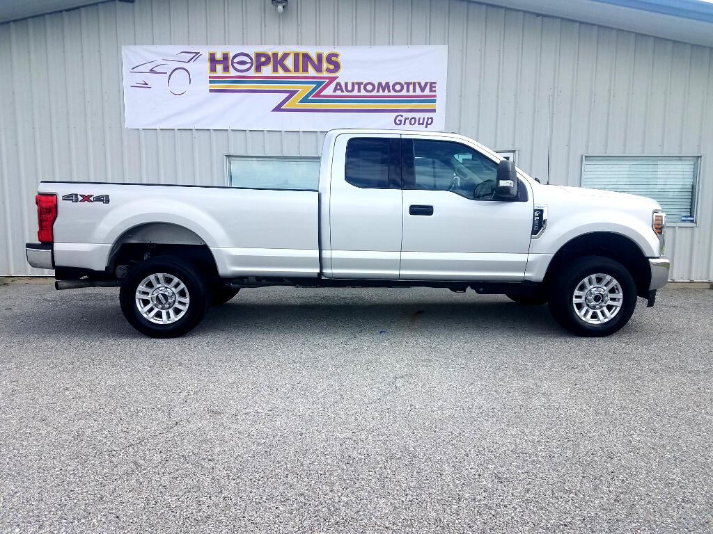 2018 Ford Super Duty F-250 SRW XL 4WD SuperCab 6.75' Box