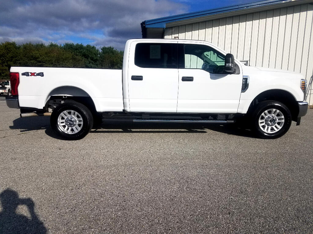 2018 Ford Super Duty F-250 SRW XL 4WD Crew Cab 6.75' Box