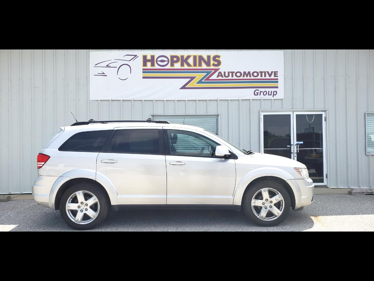 2010 Dodge Journey AWD 4dr SXT