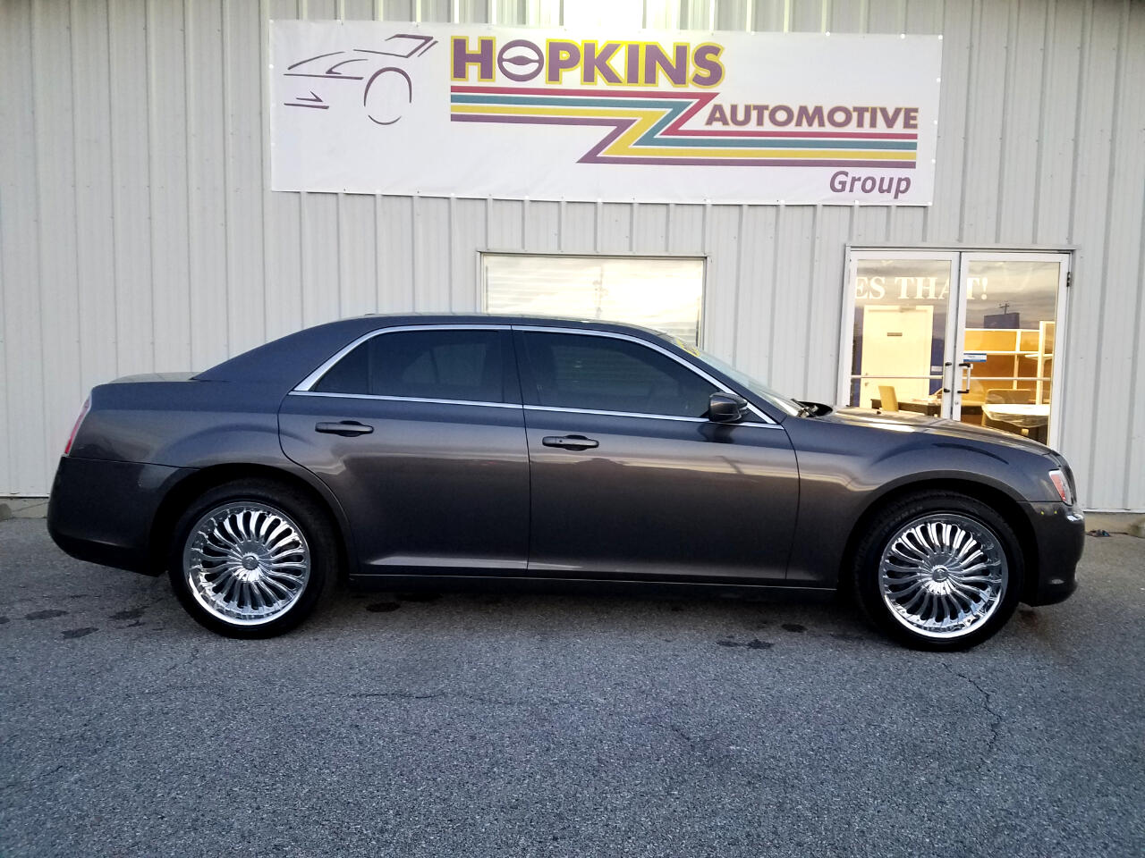 2013 Chrysler 300 4dr Sdn AWD