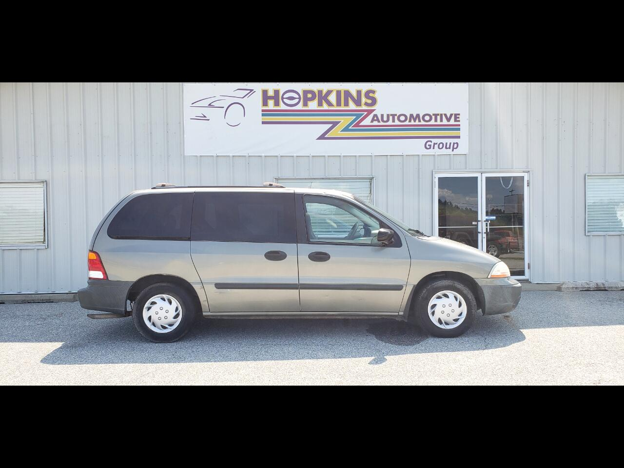2001 Ford Windstar Wagon 4dr LX