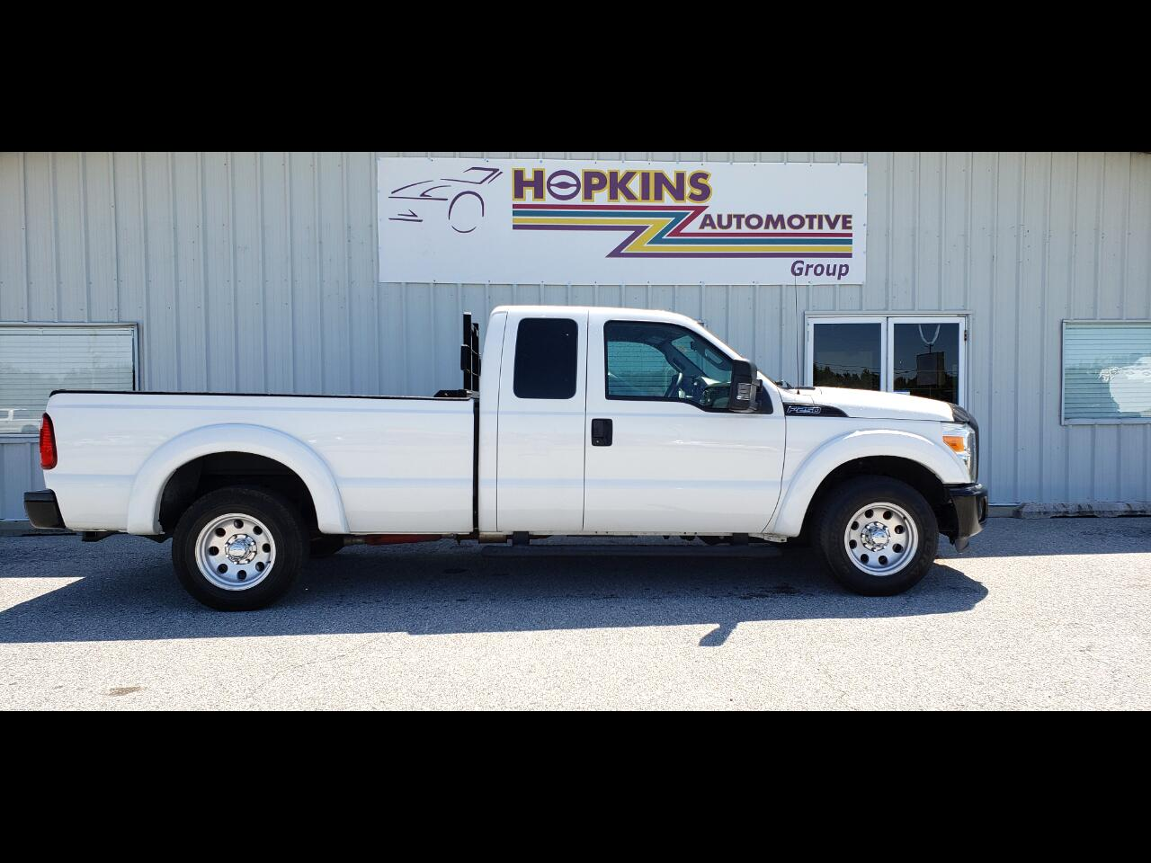 "2015 Ford Super Duty F-250 SRW 2WD SuperCab 142"" XLT"