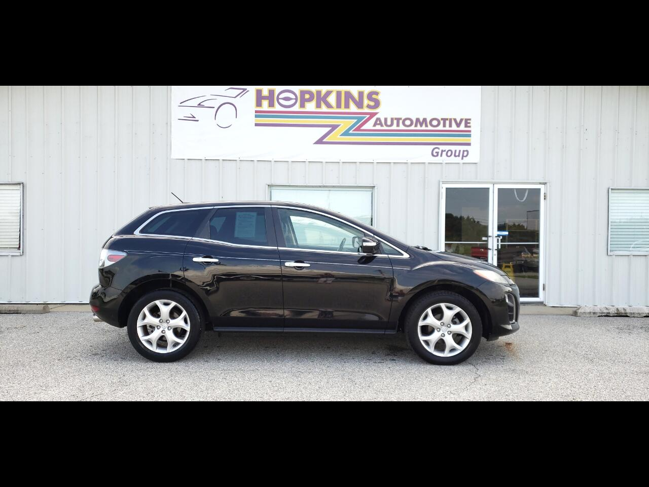 2011 Mazda CX-7 FWD 4dr s Grand Touring
