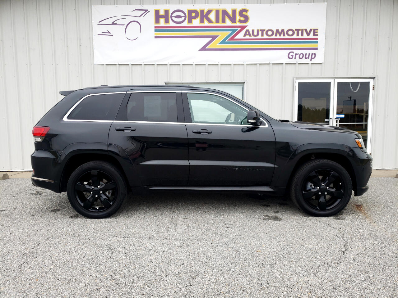 2016 Jeep Grand Cherokee 4WD 4dr High Altitude