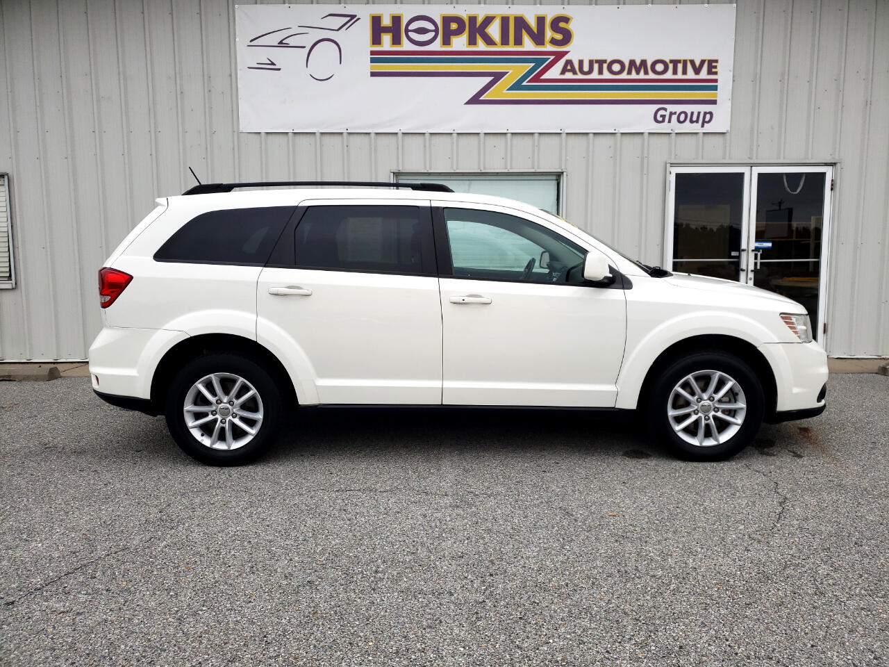 2015 Dodge Journey FWD 4dr SXT
