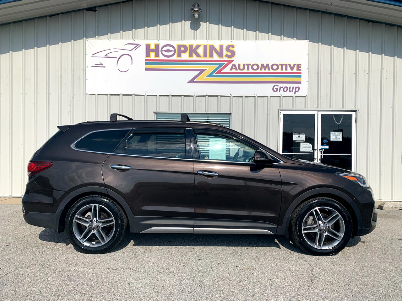 Hyundai Santa Fe Limited Ultimate 3.3L Auto AWD 2017