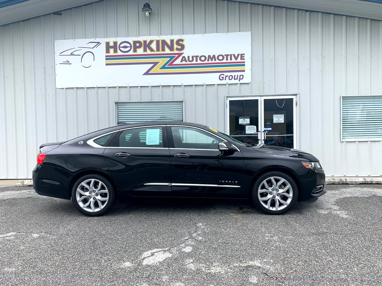 Chevrolet Impala 4dr Sdn Premier w/2LZ 2019