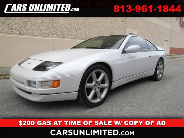 1996 Nissan 300ZX 2dr Cpe 2+2 Manual w/T-Bar