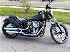 2012 Harley-Davidson FXS