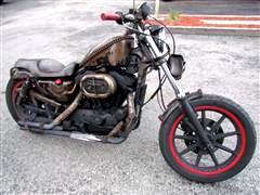 1992 Harley-Davidson XLH 883
